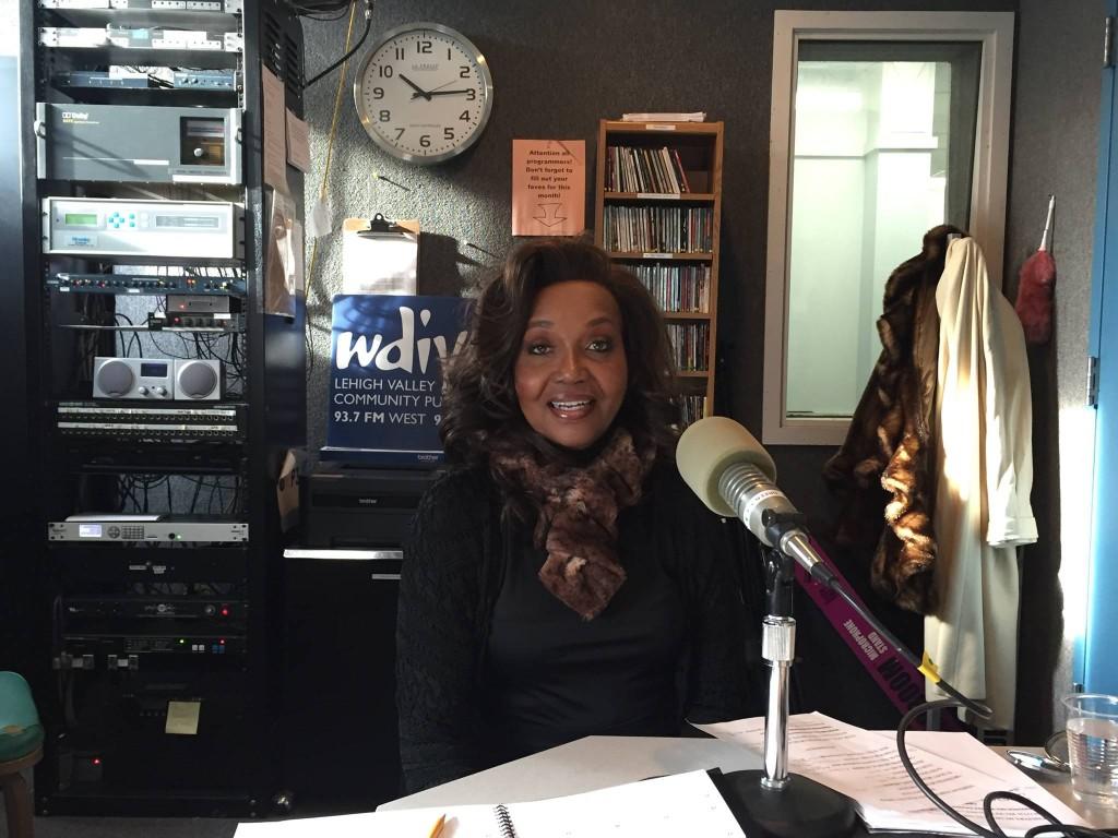 Radio Program WDIY with Karen El-Chaar... January 15, 2016