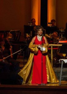 Classical: Lynnie Godfrey sings with Allentown Symphony Orchestra